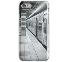 No Exit iPhone Case/Skin