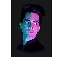 Neon=Genius Photographic Print