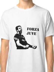 Gianluigi Buffon - Forza Juve Classic T-Shirt