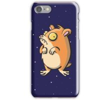 Caffeinated Hamster iPhone Case/Skin