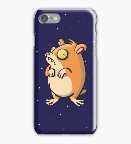 Caffeinated Hamster iPhone Case/Skin