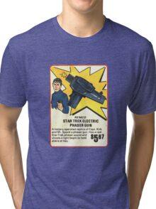 Remco Star Trek Phaser Toy Tri-blend T-Shirt