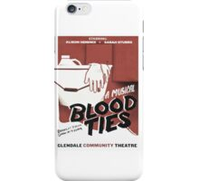 Starring Alison Hendrix... iPhone Case/Skin