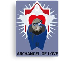Archangel of Love Canvas Print
