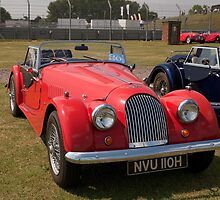 Morgan 4/4 Sport 1970 1600cc by Keith Larby