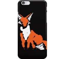 Fox Color iPhone Case/Skin