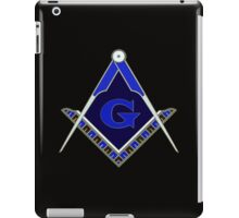 COMPASS AND SQUARE 83 iPad Case/Skin