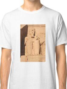 Ramesses II Egypt Abu Simbel  Classic T-Shirt