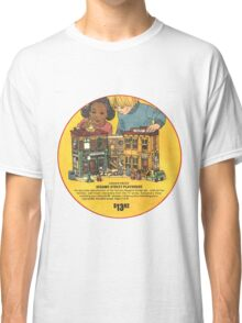 Fisher Price Sesame Street Playhouse Ad Classic T-Shirt