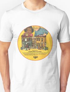 Fisher Price Sesame Street Playhouse Ad Unisex T-Shirt