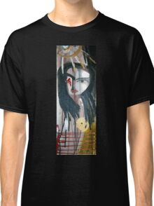 portrait of she Classic T-Shirt