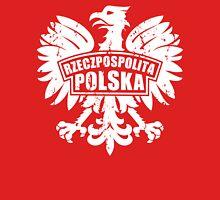 Polish Rzeczpospolita Polska Eagle Emblem Unisex T-Shirt