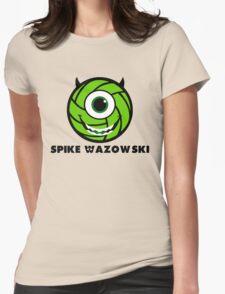 Spike Wazowski Womens Fitted T-Shirt