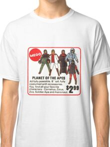 Mego Planet of the Apes Action Figures Classic T-Shirt