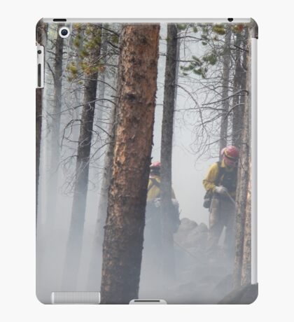 In a past life iPad Case/Skin