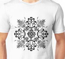Vintage Vine Scrolling  Unisex T-Shirt