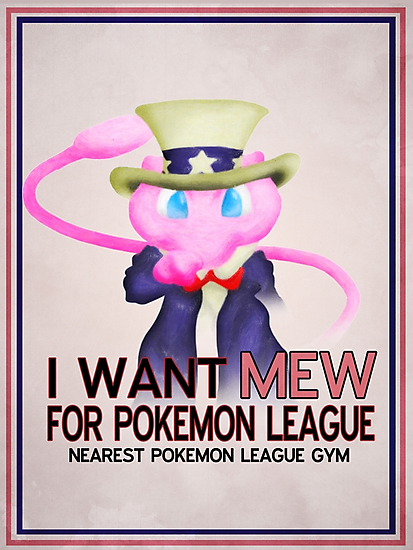 I want mew! by chaosblare
