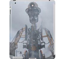 Man Engine iPad Case/Skin