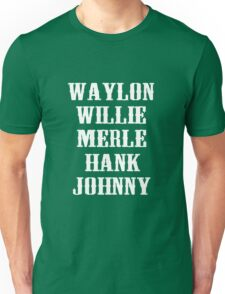 The legend country All star  Unisex T-Shirt