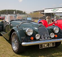 Morgan Sports 1995 3947cc by Keith Larby