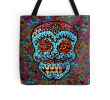 'Sweet Sugar Skull #3' Tote Bag