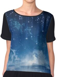 A sky full of stars Chiffon Top