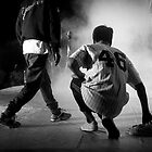 Break Dance Competition 2 by Andrew  Makowiecki