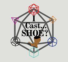 I Cast Shoe?! Unisex T-Shirt