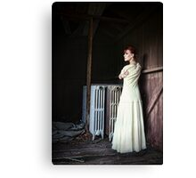 Lonely Summer Canvas Print