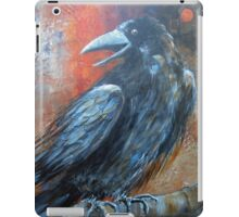 "The Rookie Defence Attorney (from ""A Murder of Crows Series"") iPad Case/Skin"