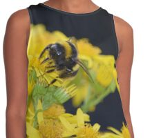 Busy Bumble Bee Contrast Tank