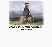 Karl Bodner - Magic Pile of Assinboin Indians Unisex T-Shirt