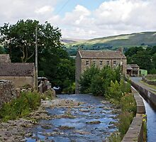 Gayle Mill by John (Mike)  Dobson