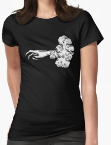 The Hand of Destiny Womens Fitted T-Shirt
