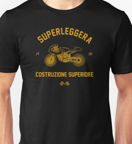Construzione Superiore - Gold Unisex T-Shirt