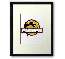 Ender Framed Print