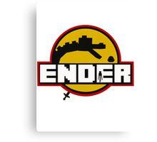 Ender Canvas Print