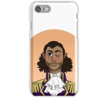 america's favorite fighting french fry iPhone Case/Skin
