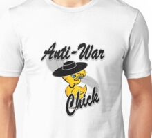 Anti-War Chick #4 Unisex T-Shirt