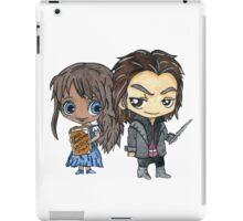 Rumbelle Manga Love iPad Case/Skin
