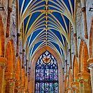 Inside St.Giles by FLYINGSCOTSMAN