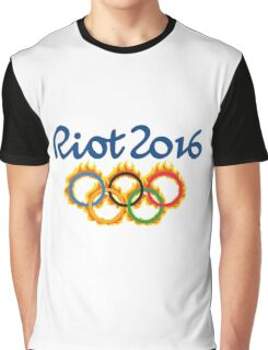 Riot 2016 Graphic T-Shirt