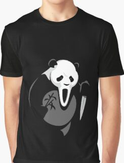 Panda Killer Graphic T-Shirt