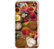 Sweets - Pastries iPhone Case/Skin