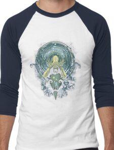 Pan's Labyrinth Men's Baseball ¾ T-Shirt