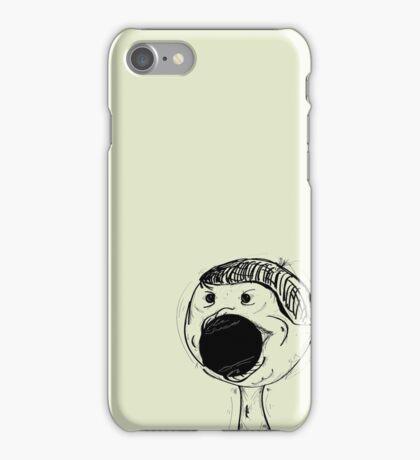 Crazy Eyes   iPhone Case/Skin