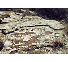 Rock Texture Photographic Print