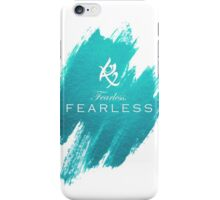 Fearless iPhone Case/Skin