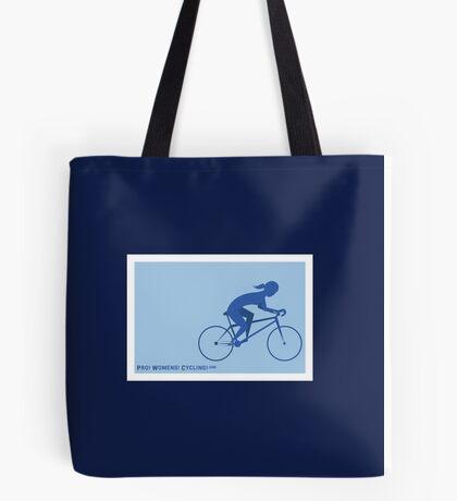 Pro! Womens! Cycling! dotcom! Tote Bag
