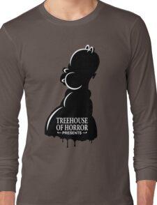 Treehouse Of Horror Long Sleeve T-Shirt
